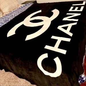 Authentic CHANEL VIP BLANKET